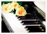 ピアノ教室の発表会の様子アルバム