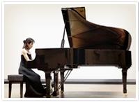 ピアノ教室のコンクールの様子アルバム